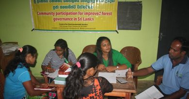 9 Forest Governance Awareness programme was completed