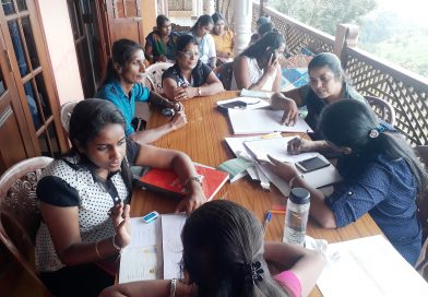 Training Program for CBOs on Book Keeping
