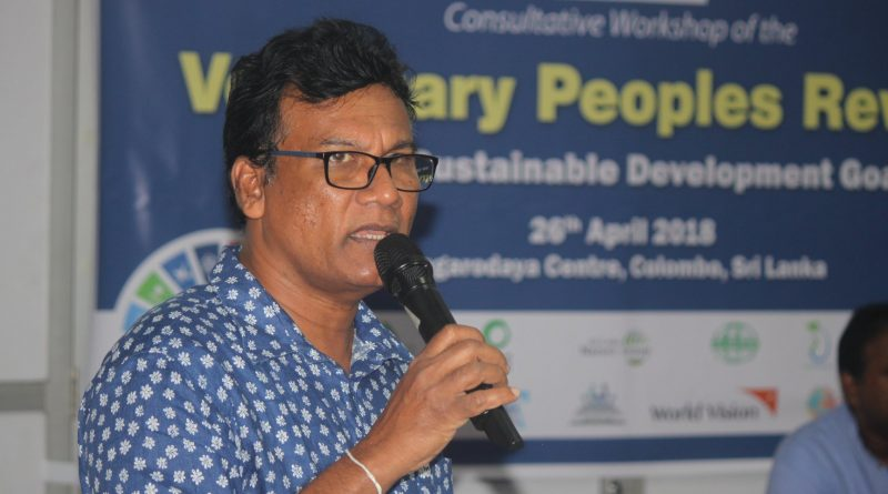 Voluntary Peoples Review on the Sustainable Development Goals