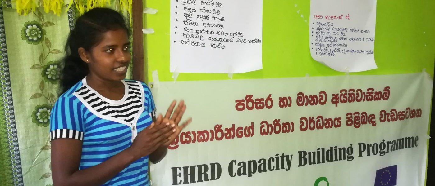 Awareness Raising Program on Proposed Sugar Cane Project