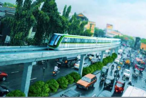 Colombo Light Rail Transit Project-EIA